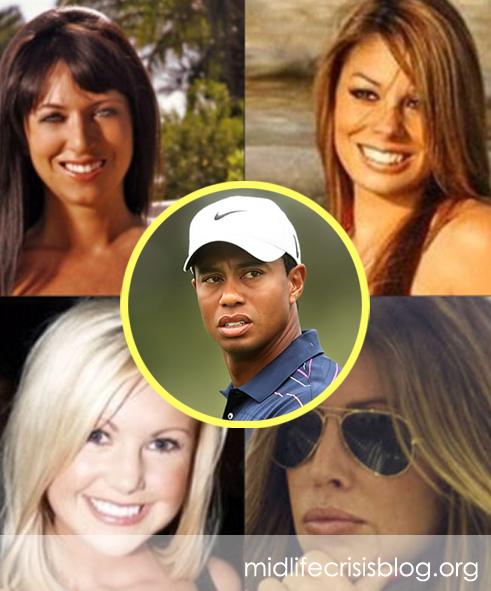 Tiger Woods | mid life crisis Blog
