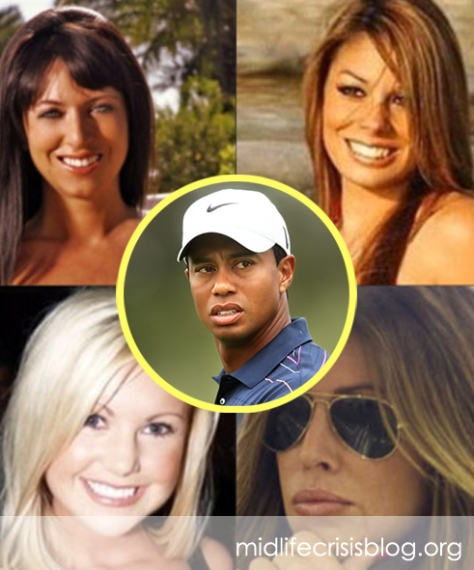 Tiger Woods | mid life crisis Blog